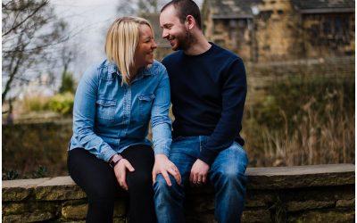 Rachel & Danny Engagement Shoot