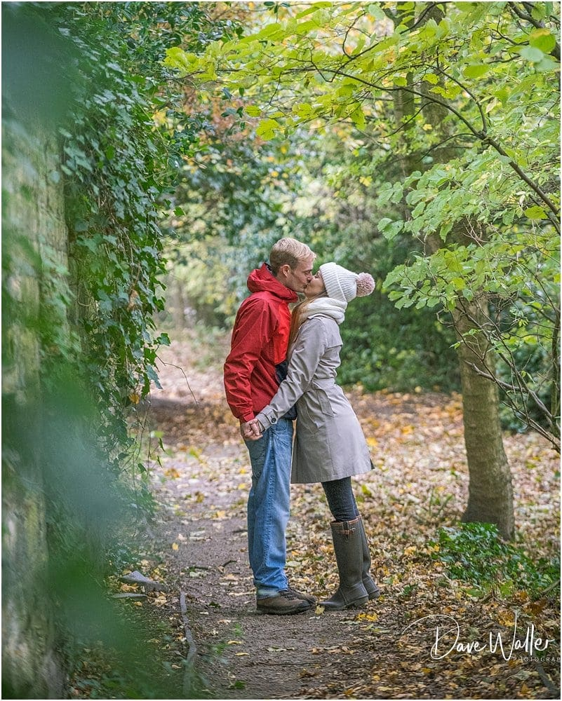 Engagment shoot, Oakwell hall country park, Mount Pleasant Hotel