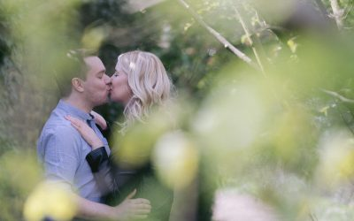 Sunny Couple Shoot at Oakwell Hall Country Park