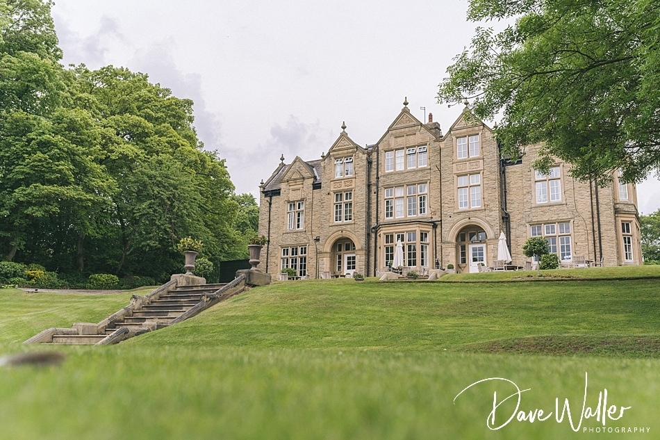 Woodlands Hotel Gildersome Wedding Photographer West | Leeds Wedding Photography | Erika & Carl