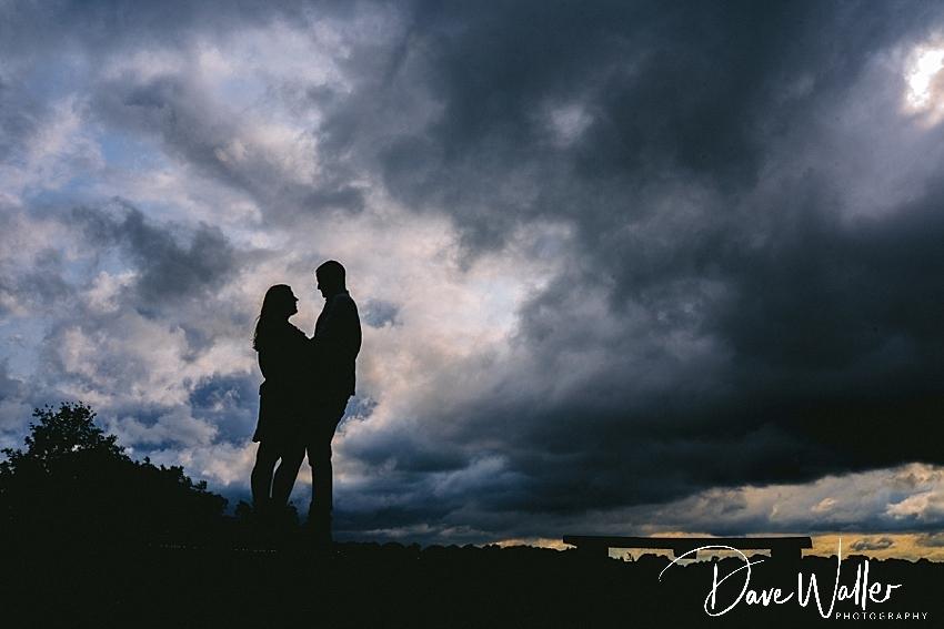 Huddersfield wedding photographer   Yorkshire Wedding Photography   Rick & Abi Couple Shoot at Oakwell Hall