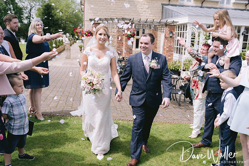 Rogerthorpe Manor Hotel | West Yorkshire Wedding Photographer | Beth & Ryan
