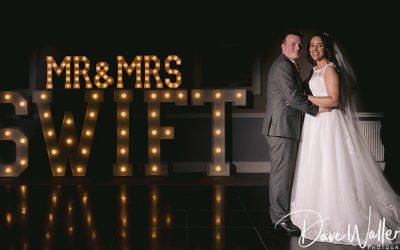 Hollins Hall Hotel Wedding Photography | Leeds Yorkshire Wedding Photographer | Kanisha & James