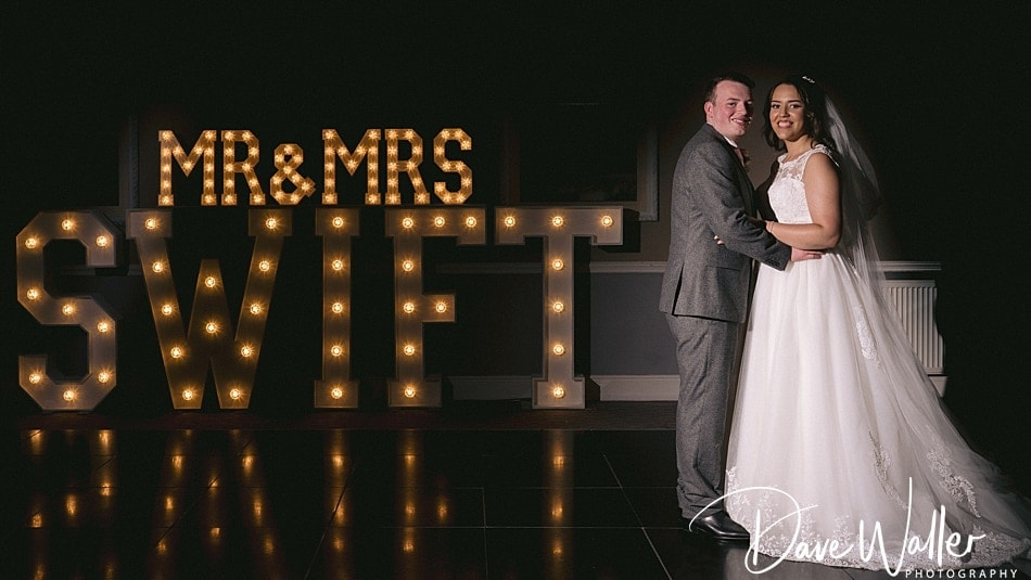 Hollins Hall Hotel Wedding Photography | Leeds Yorkshire Wedding Photographer | Kanisha & James