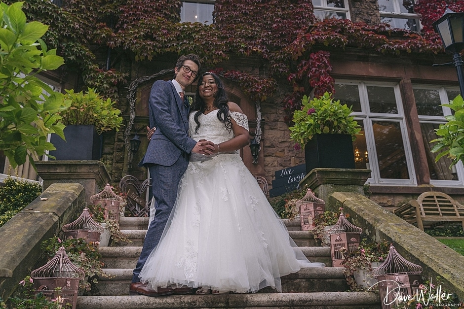 Blackbrook House, Belper Wedding Photographer   Derbyshire Wedding Photography   Ash & James