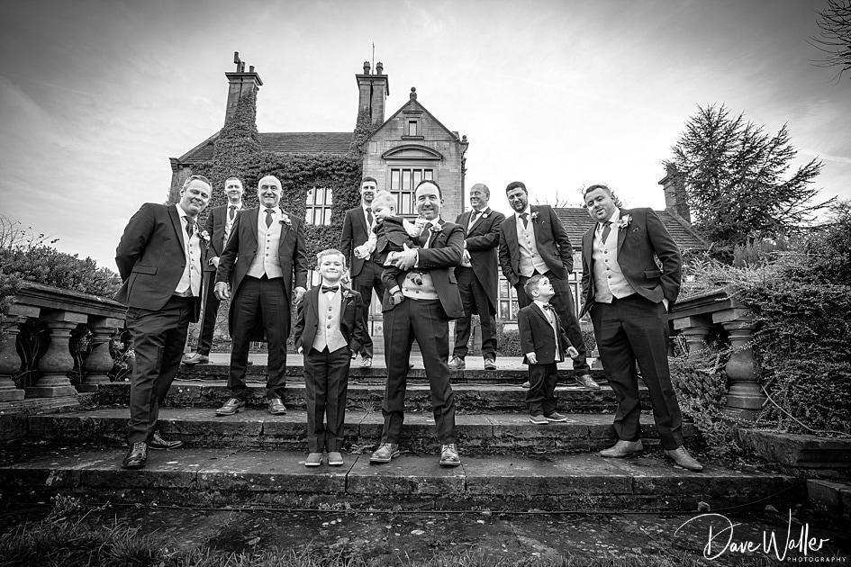 Bagden Hall Wedding Photography | Huddersfield Wedding Photographer