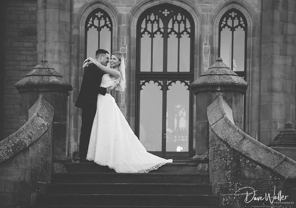 Allerton Castle Wedding Photographer   Yorkshire Wedding Photography