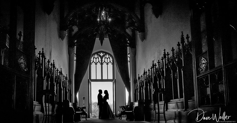 Allerton Castle Wedding Photographer | Yorkshire Wedding Photography