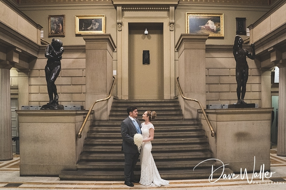 Manchester Art Gallery Wedding Photography | Manchester Wedding Photographer