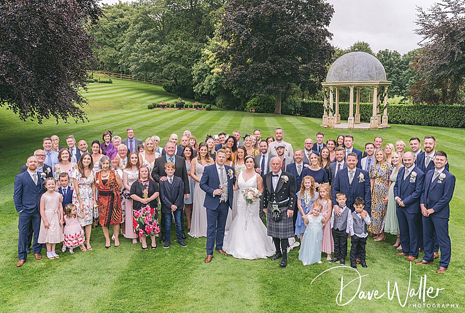 Wentbridge House Hotel Wedding Photographer