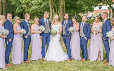 How long do the wedding pictures take?