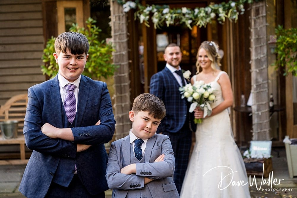 The Oak Tree Of Peover Wedding Photographer | Manchester Wedding Photography​