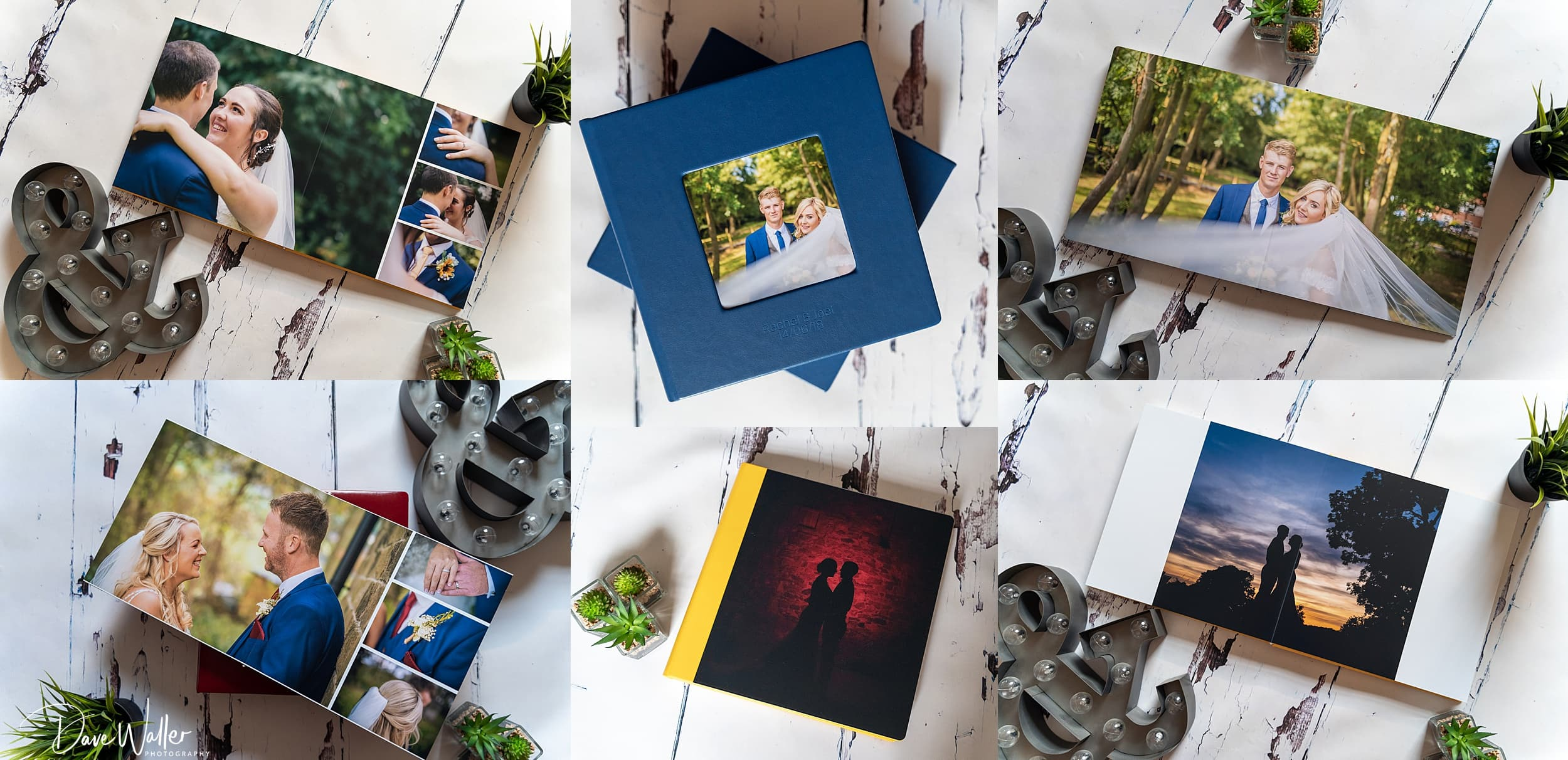 Leeds wedding albums